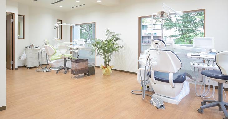 府中の歯医者Photo2